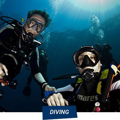 Manta Diving Nosy Be - Diving