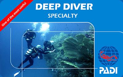 Manta Diving Nosy Be - Corsi - Deep Diver