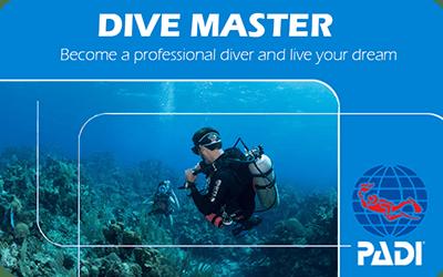 Manta Diving Nosy Be - Corsi - Dive Master