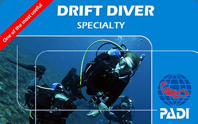 Manta Diving Nosy Be - Corsi - Drift Diver