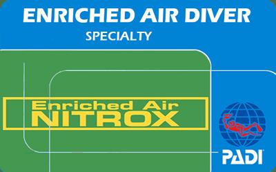 Manta Diving Nosy Be - Corsi - Enriched Air Diver - Nitrox