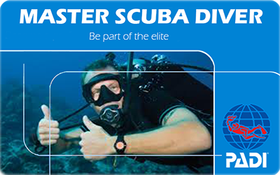 Manta Diving Nosy Be - Corsi - Master Scuba Diver