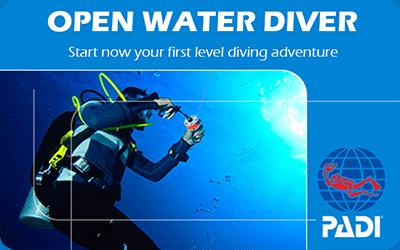 Manta Diving Nosy Be - Corsi - Open Water Diver