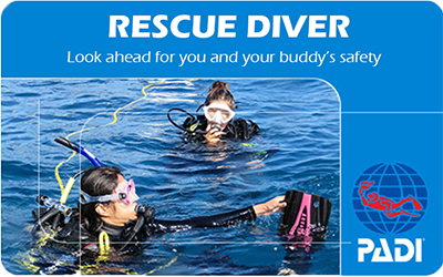 Manta Diving Nosy Be - Corsi - Rescue Diver