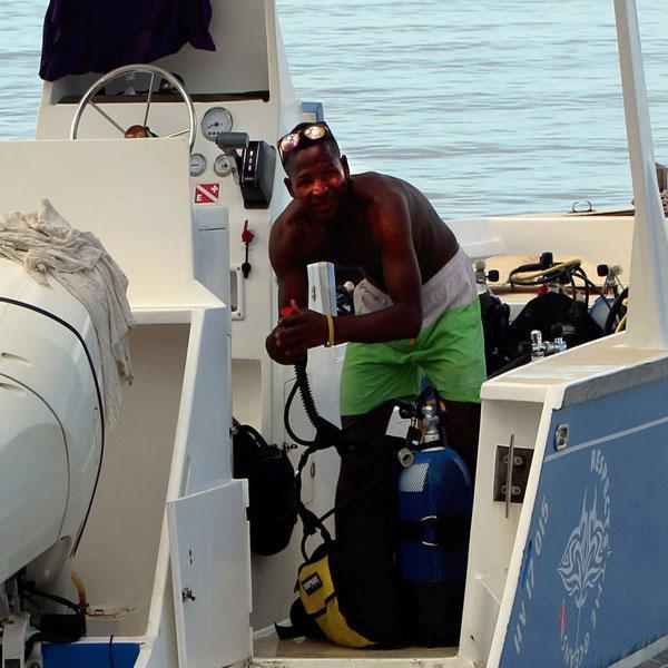 Manta Diving - Nosy Be - Comandante - Soja