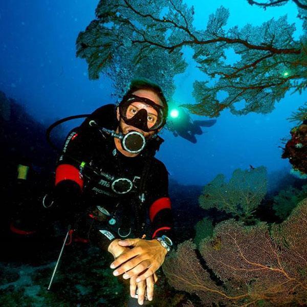 Manta Diving - Nosy Be - Istruttore - Stefano