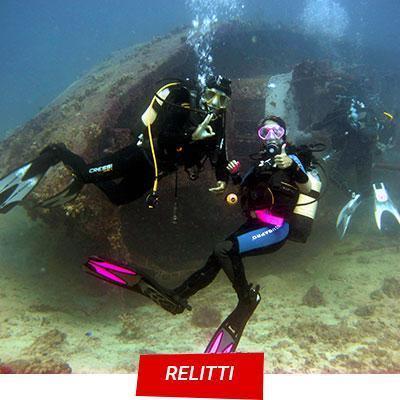 Manta Diving - Nosy Be - Relitti